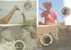 Personaliseer je tashaak met jouw favoriete foto