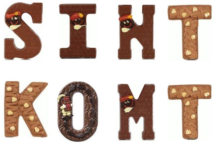 chocoladeletters