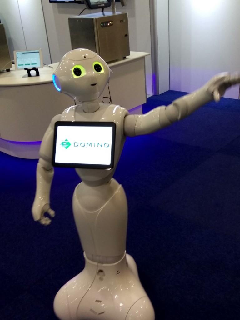 Robotisering in de verpakkingsbranche